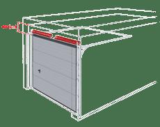 bramy-garazowe-bramy-segmentowe-wisniowski-nadproze-400mm